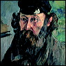 Paul Cézanne - Self-Portrait in a Casquette